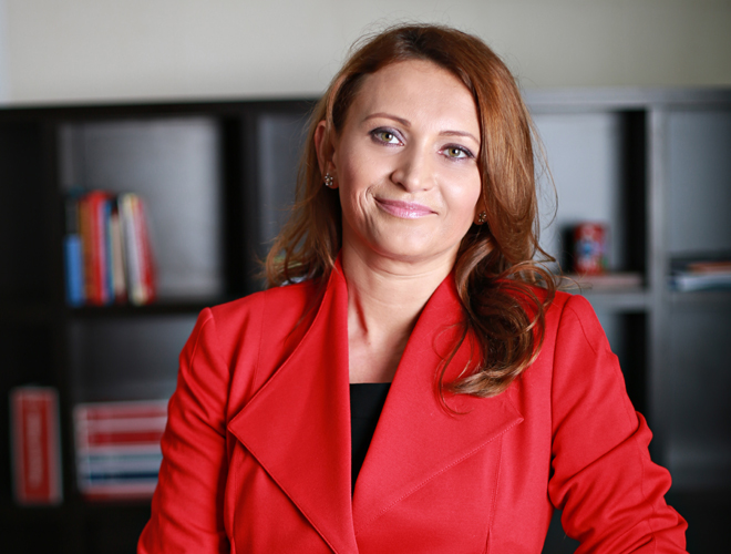 Anca Bogorin, vicepreședinte al CECCAR