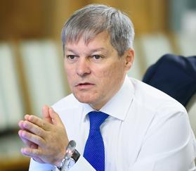 Dacian Cioloș, prim-ministrul României