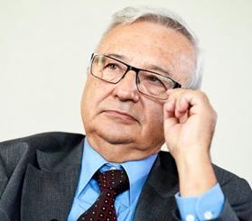 Cătălin Zamfir , membru corespondent al Academiei Române