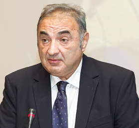 Florin Georgescu, prim-viceguvernator al BNR