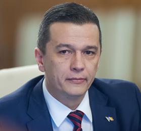 Sorin Grindeanu,  premierul României