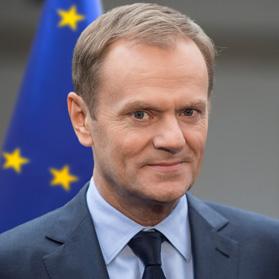 Donald Tusk, președintele Consiliului European