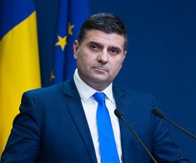 Alexandru Petrescu , ministrul pentru Mediul de Afaceri, Comerț și Antreprenoriat
