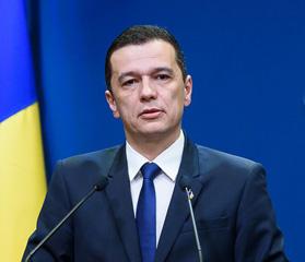 Sorin Grindeanu,  prim-ministrul României