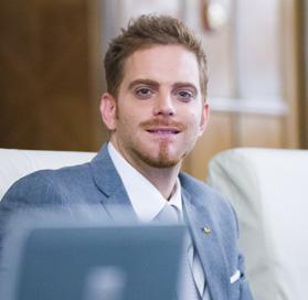 Ilan Laufer, ministrul pentru Mediul de Afaceri, Comerț și Antreprenoriat