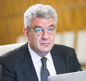 Mihai Tudose, prim-ministrul României