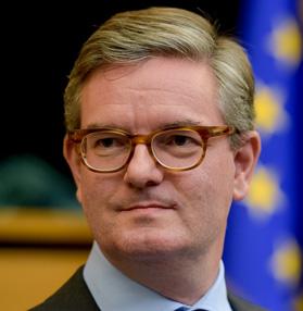 Julian King, comisarul european pentru Uniunea securității