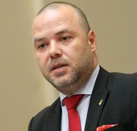 Florin Dănescu , președinte executiv al Asociației Române a Băncilor (ARB)