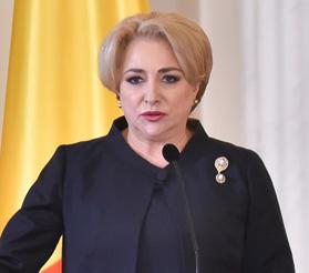 Viorica Dăncilă, prim-ministrul României